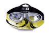 964101 RONDO GOGGLES PACKAGED -CLEAR